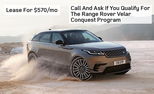 2018 Range Rover Velar S P250 - Special for April at Land Rover Hanover & Land Rover Cape Cod