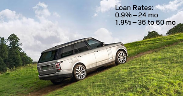2014 Range Rover HSE - CPO Special for September at Land Rover Hanover & Land Rover Cape Cod