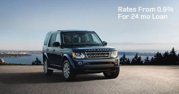2015 Land Rover LR4 HSE - CPO Special for June 2017 at Land Rover Hanover & Land Rover Cape Cod
