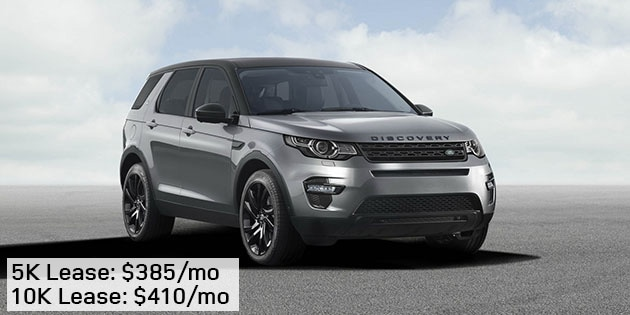 2017 Land Rover Discovery Sport HSE - Special for December 2017 at Land Rover Hanover & Land Rover Cape Cod