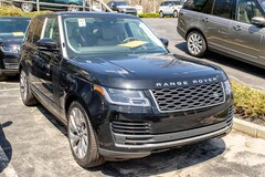 2018 Land Rover Range Rover V8 Supercharged SWB SUV