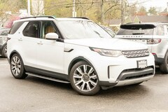 2017 Land Rover Discovery HSE LUXURY SUV for sale near Boston at Land Rover Hanover