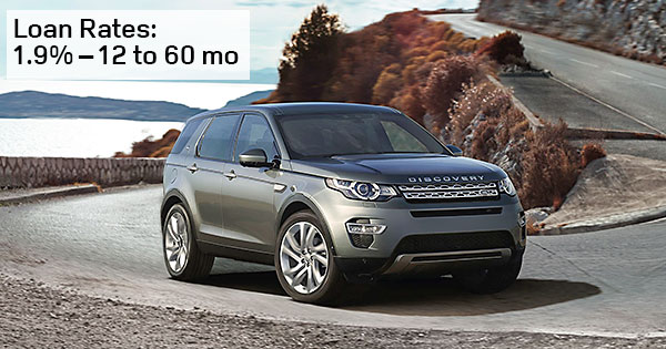 2017 Land Rover Discovery Sport SE - CPO Special for February at Land Rover Hanover & Land Rover Cape Cod