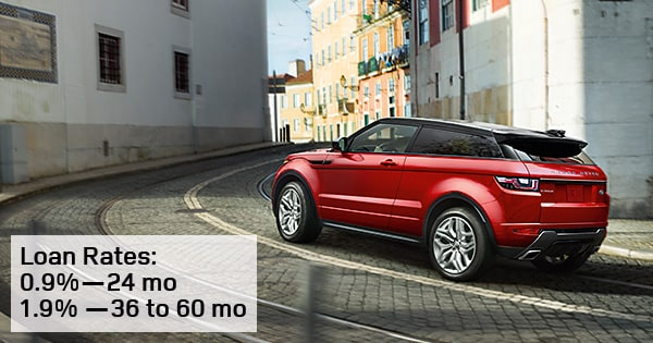 2014 Range Rover Evoque Pure Plus - CPO Special for October at Land Rover Hanover & Land Rover Cape Cod