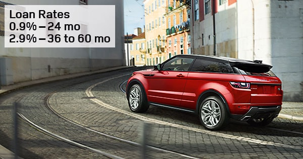 2017 Range Rover Evoque HSE - CPO Special for May at Land Rover Hanover & Land Rover Cape Cod