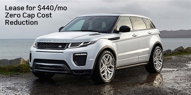 2017 Range Rover Evoque SE Premium - Special for July 2017 at Land Rover Hanover & Land Rover Cape Cod