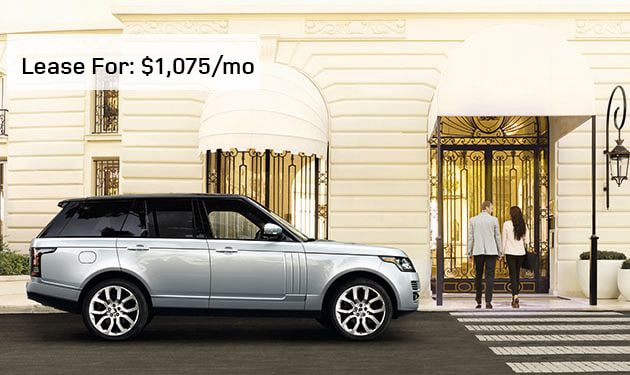 2017 Range Rover SE - Special for January at Land Rover Hanover & Land Rover Cape Cod