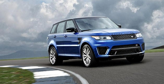2016 Range Rover Sport V8 Supercharged - Special for May 2017 at Land Rover Hanover & Land Rover Cape Cod