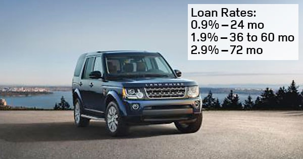 2015 Land Rover LR4 HSE - CPO Special for May at Land Rover Hanover & Land Rover Cape Cod