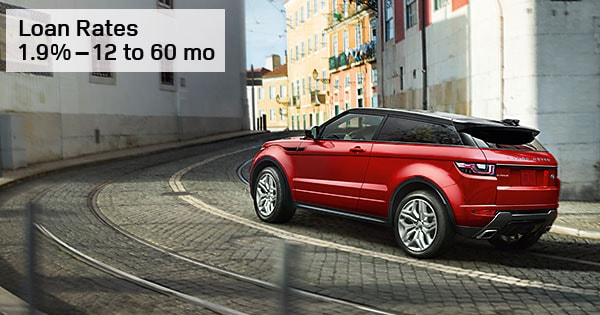 2017 Range Rover Evoque SE Premium - CPO Special for January at Land Rover Hanover & Land Rover Cape Cod