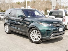 2017 Land Rover Discovery SE SUV for sale near Boston at Land Rover Hanover