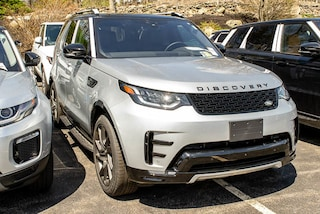 New 2018 Land Rover Discovery HSE Luxury V6 Supercharged SUV for sale in Hanover, MA at Land Rover Hanover