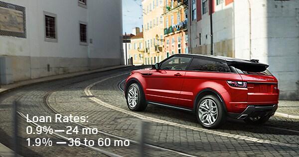 2014 Range Rover Evoque Pure Plus - CPO Special for September at Land Rover Hanover & Land Rover Cape Cod