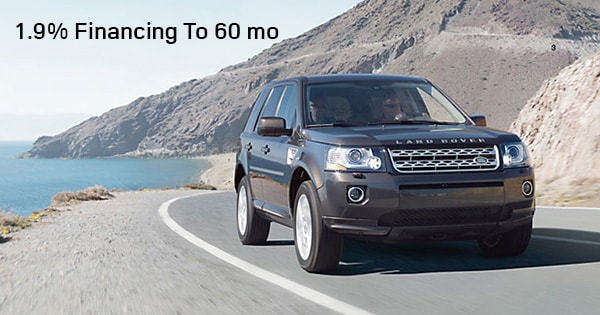 2015 Land Rover LR2 Silver Edition - CPO Special for August at Land Rover Hanover & Land Rover Cape Cod