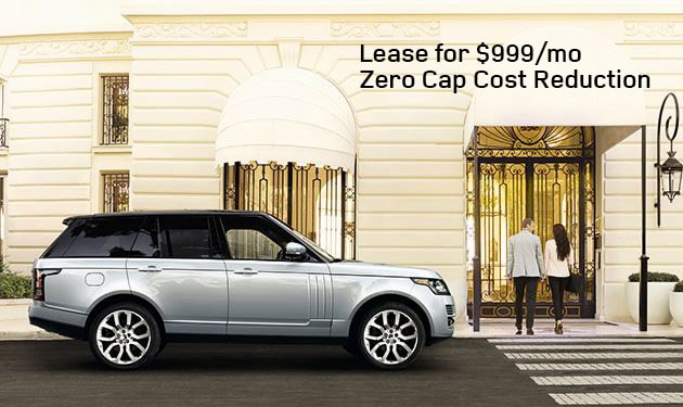 2017 Range Rover Td6 HSE - Special for July 2017 at Land Rover Hanover & Land Rover Cape Cod