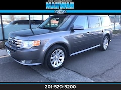 Bargain Used 2010 Ford Flex 4dr SEL FWD Sport Utility in Mahwah