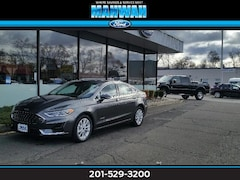 New 2019 Ford Fusion Hybrid SEL FWD Car in Mahwah