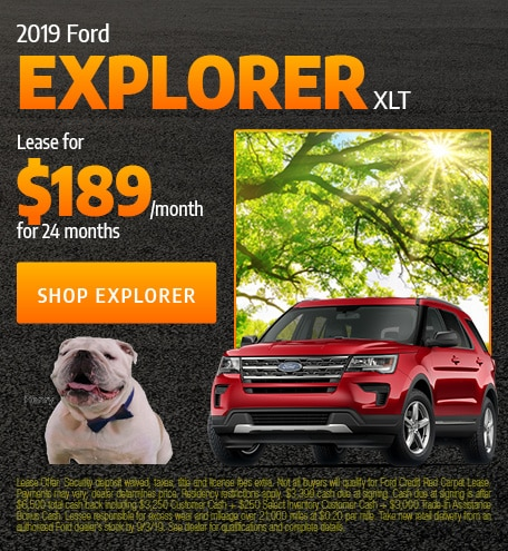 New Ford Truck Suv Car Specials In Mahwah Mahwah Ford Sales
