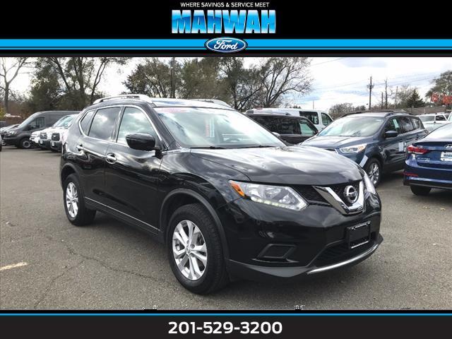 Used 2016 Nissan Rogue For Sale | Mahwah NJ VIN:KNMAT2MV1GP718056