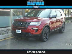 New 2018 Ford Explorer XLT 4WD Sport Utility in Mahwah