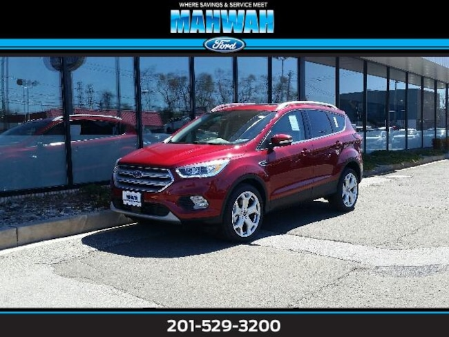 New 2019 Ford Escape Titanium 4WD Sport Utility in Mahwah