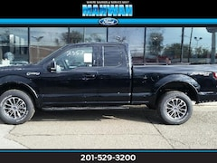 New 2018 Ford F-150 XLT 4WD Supercab 6.5 Box Extended Cab Pickup in Mahwah