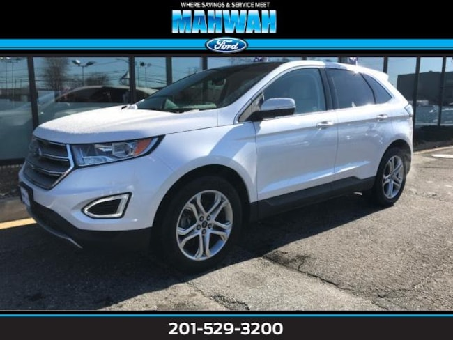 Certified Used 2016 Ford Edge 4dr Titanium AWD Sport Utility in Mahwah