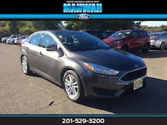 Bargain Used 2015 Ford Focus 4dr Sdn SE Car in Mahwah