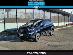 New 2019 Ford EcoSport SES 4WD Sport Utility in Mahwah