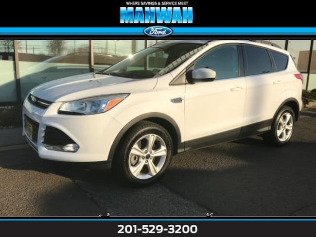 Used 2016 Ford Escape 4WD 4dr SE Sport Utility in Mahwah