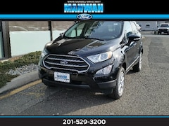 New 2019 Ford EcoSport SE 4WD Sport Utility in New Jersey