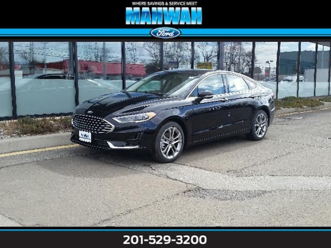 New 2019 Ford Fusion SEL FWD Car in Mahwah