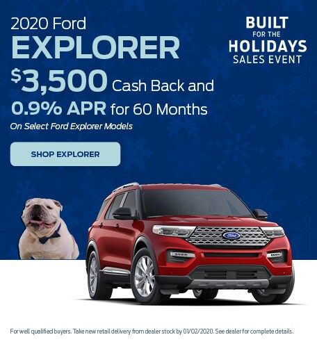 New 2020 Ford Explorer | APR
