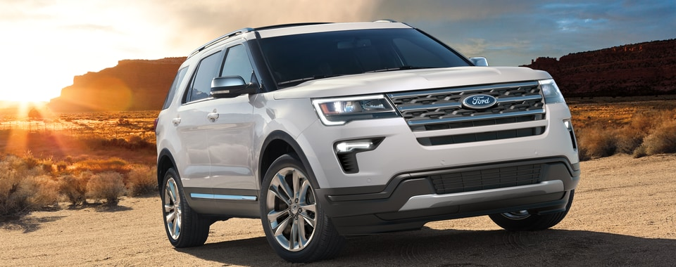New Ford Explorer Mahwah