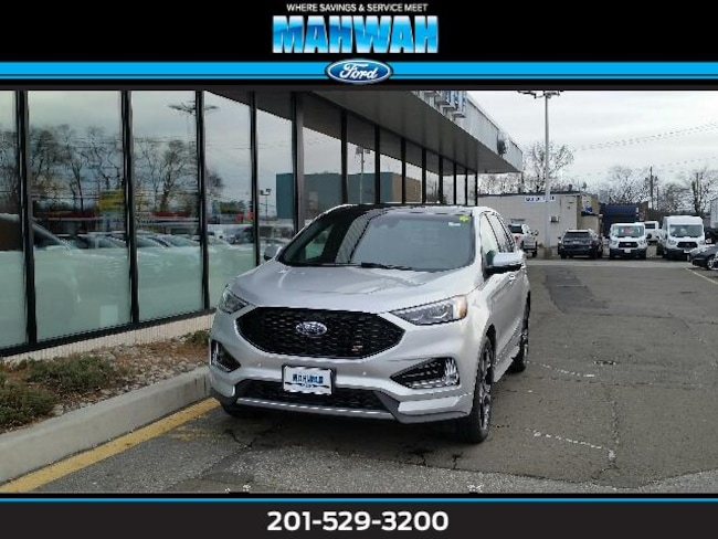 New 2019 Ford Edge ST AWD Sport Utility in Mahwah