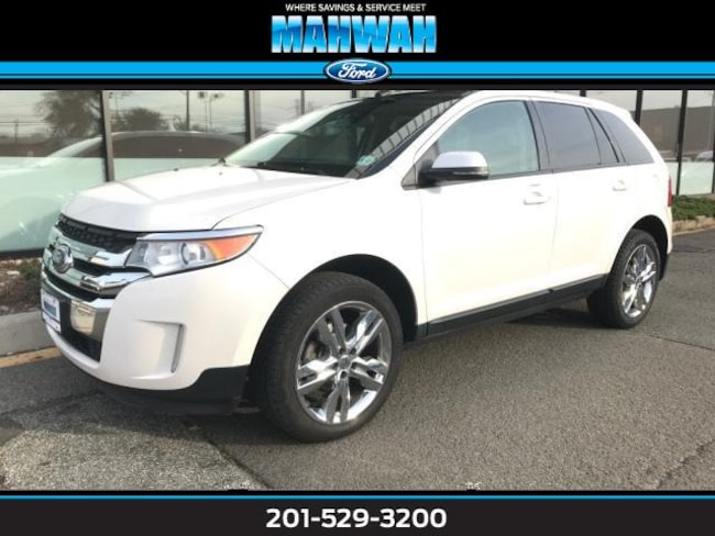 Used 2013 Ford Edge 4dr SEL AWD Sport Utility in Mahwah