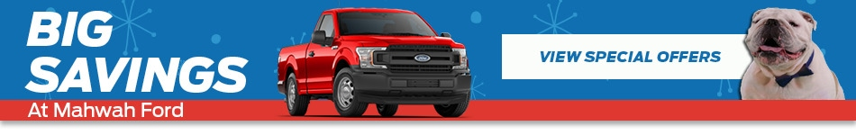 Big Savings At Mahwah Ford