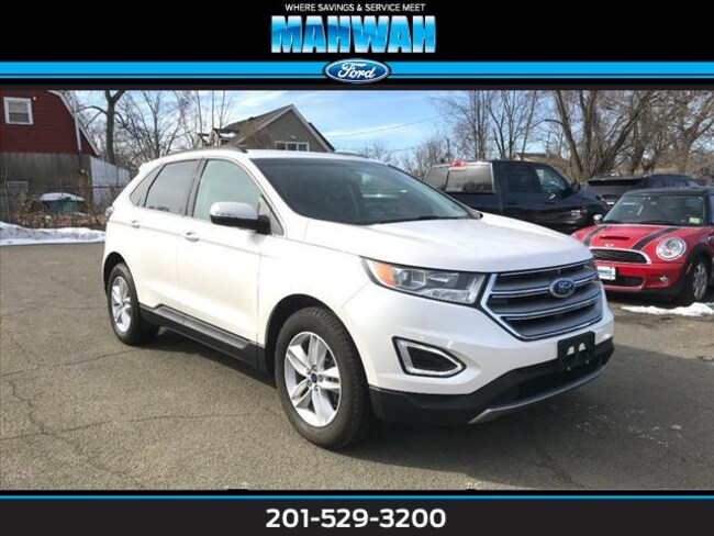 Used 2015 Ford Edge 4dr SEL AWD Sport Utility in Mahwah