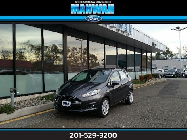 New 2019 Ford Fiesta SE Hatch Car in Mahwah