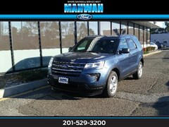 New 2019 Ford Explorer Base 4WD Sport Utility in Mahwah