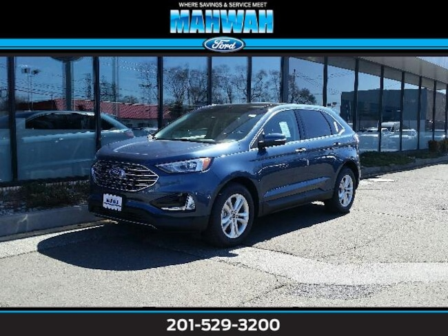 New 2019 Ford Edge SEL AWD Sport Utility in Mahwah