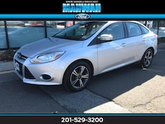 Bargain Used 2013 Ford Focus 4dr Sdn SE Car in Mahwah