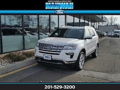New 2019 Ford Explorer Limited 4WD Sport Utility in Mahwah