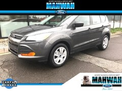 Bargain Used 2016 Ford Escape S SUV in Mahwah