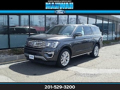 New 2019 Ford Expedition Limited 4x4 Sport Utility in Mahwah