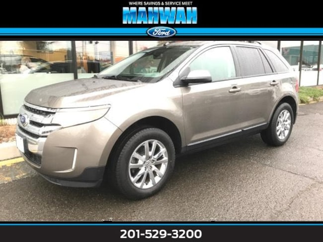 Used 2014 Ford Edge 4dr SEL AWD Sport Utility in Mahwah