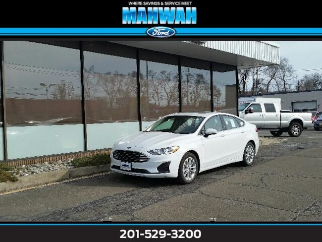 New 2019 Ford Fusion SE FWD Car in Mahwah