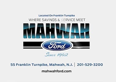 Ford Service Mahwah NJ