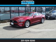 New 2019 Ford Mustang Ecoboost Fastback Car in Mahwah