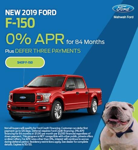 New 2019 Ford F-150 | APR